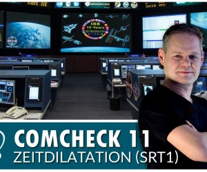 Comcheck 11: SRT: Zeitdilatation